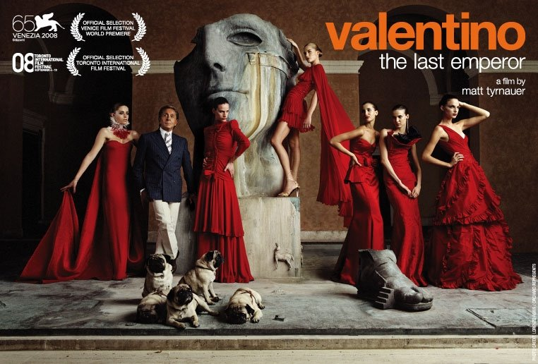 They are made for fashion lovers and they will love them no matter what.  Sure we only saw a glimpse of Valentino the man ... 9d7efa60c9292