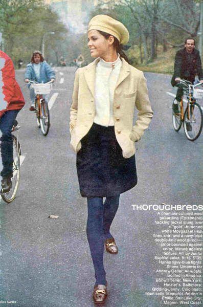 Style Icon: Ali MacGraw – Anya Georgijevic