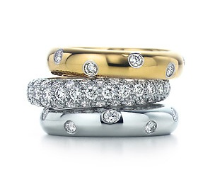 4cd076bbdf3 Bridal Love  Tiffany Celebration Rings – Anya Georgijevic