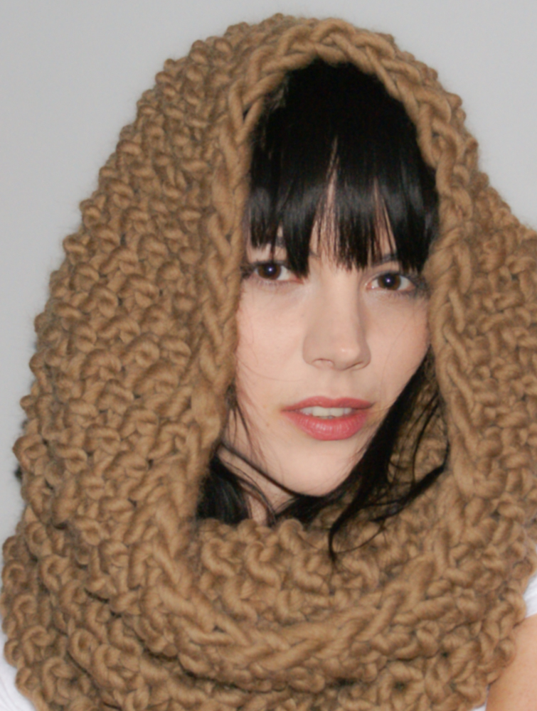 Snood Dog Knitting Pattern Wool And The Gang : Item of the Week: Wool and the Gang s ?Snood Dogg?   Anya ...