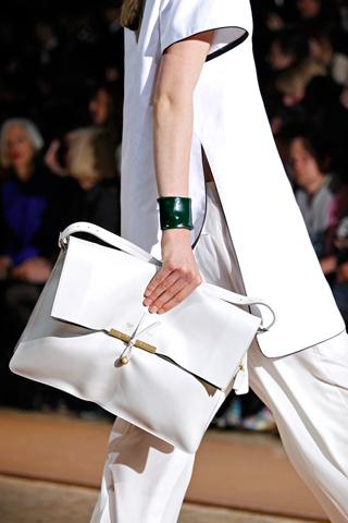 singapore fake bags - Item of the Week: C��LINE ��Clasp�� Bag �C Anya Georgijevic