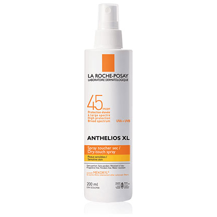 La Roche-Posay Anthelios Dry-Touch Spray SPF 45