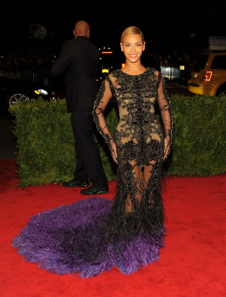 Beyoncé in Givenchy