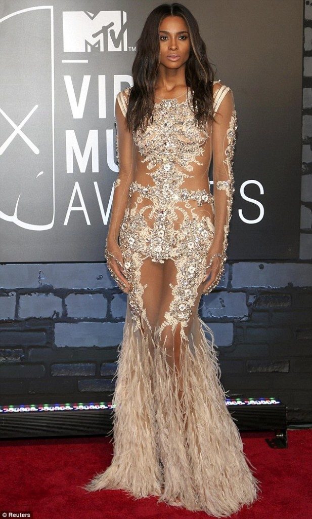 Ciara in Givenchy
