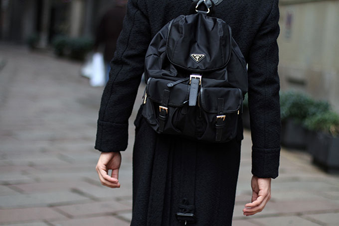 Prada Backpack 1984 Anya Georgijevic